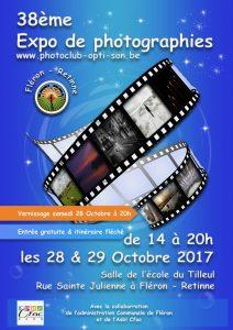 38ème expo de photographies