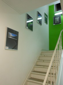 Cage d'escalier, sélections des photos de l'Exposition 2015